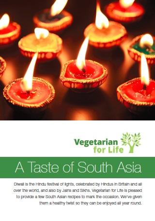 A Taste of South Asia